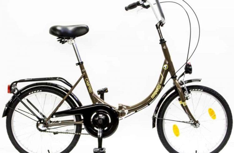 összecsukható kerékpár