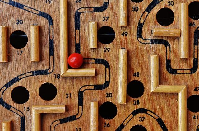 labirintus társasjáték