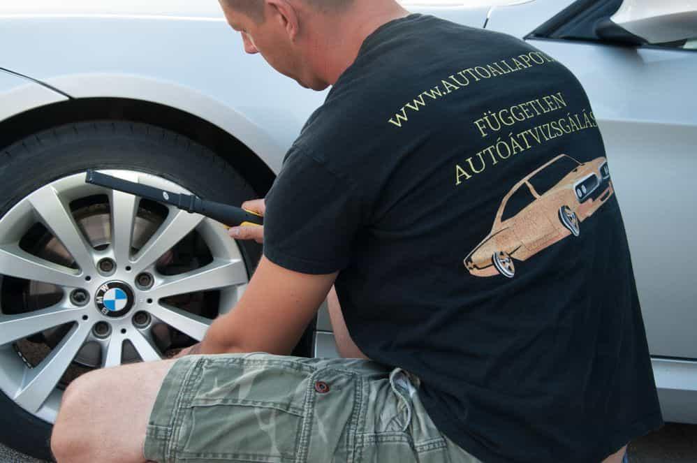 autó átvizsgálás Budapest